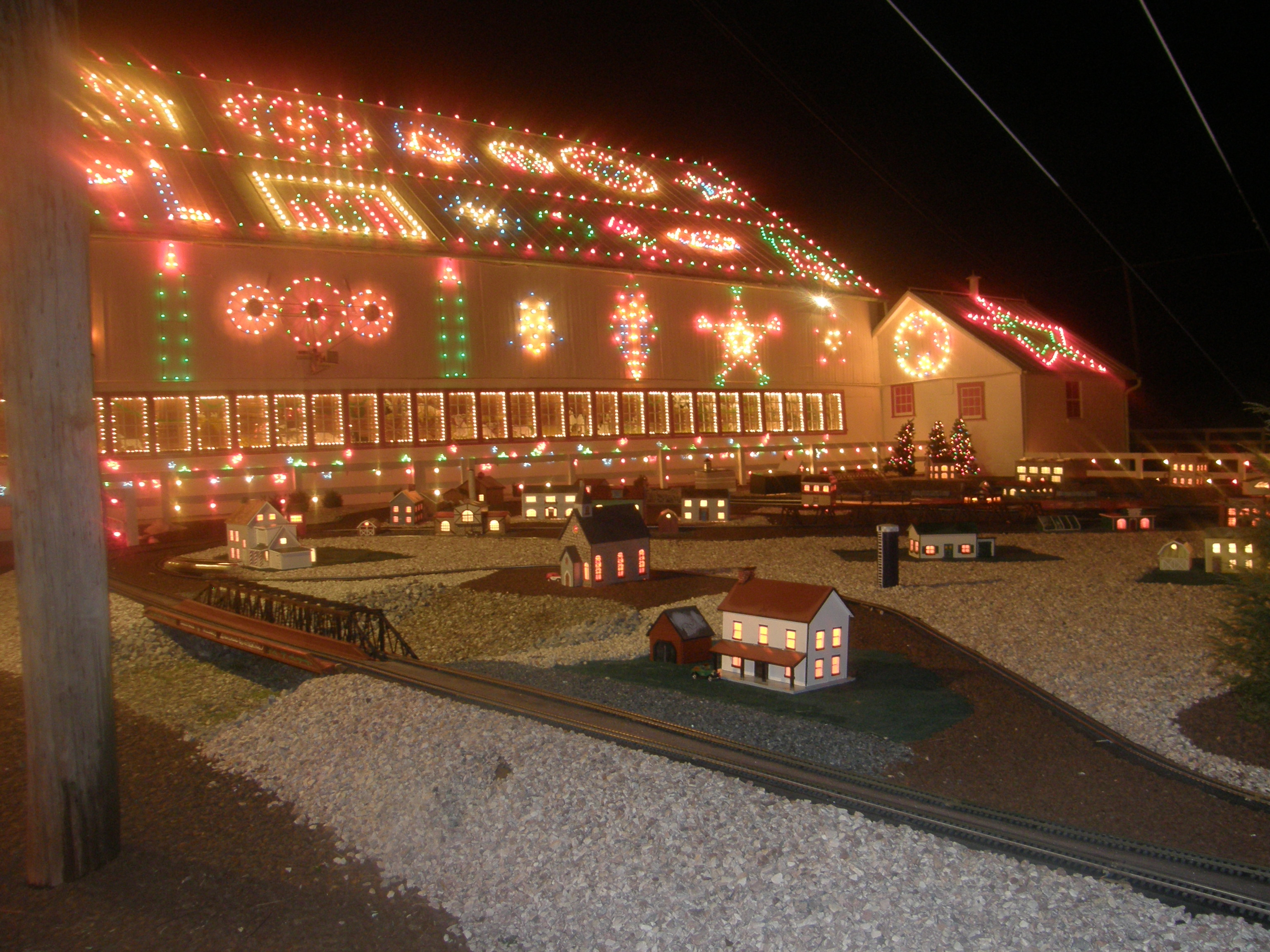 Kozair Christmas Village | Travelling Locally and Internationally